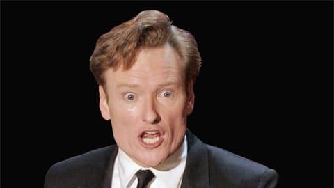 Suosittu tv-kasvo Conan O´Brien