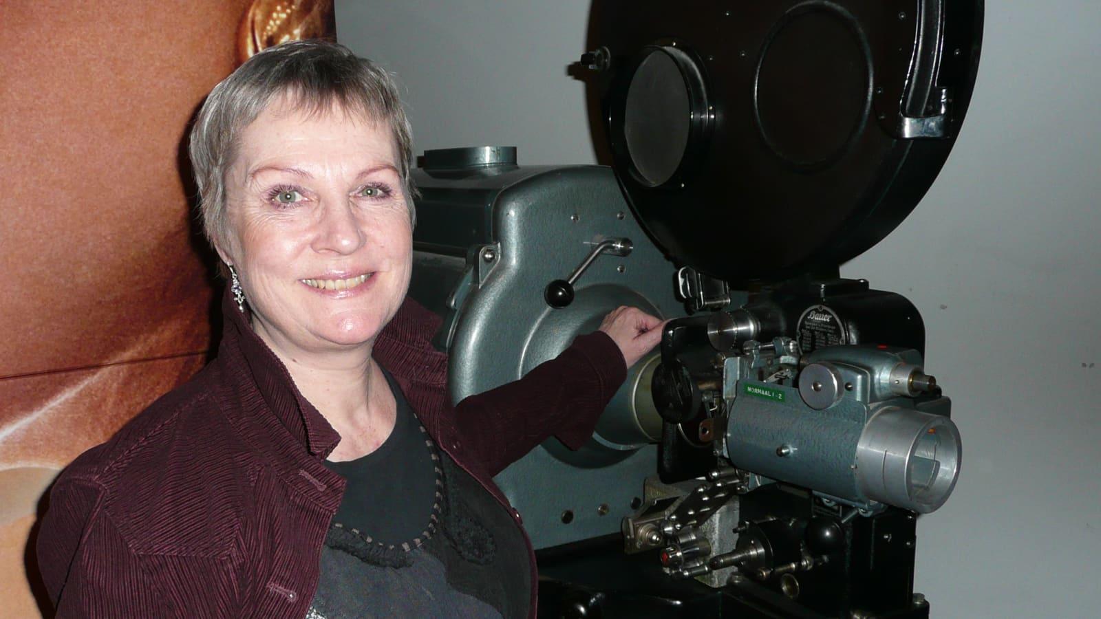 Tiina Weckström Hella W. -elokuvan ensi-illan alla