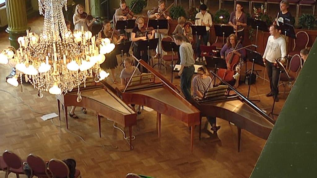 Kuninkaantien muusikot.