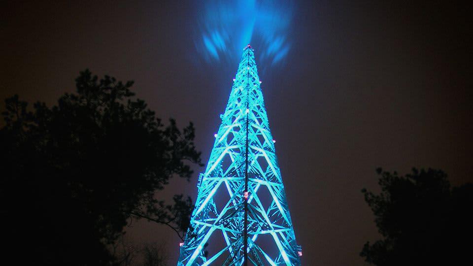 Radiomasto.