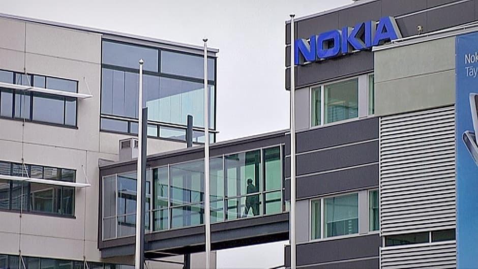 Nokian rakennus Tampereella