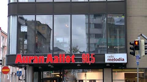 Radio Auran Aallot, Radio Melodia ja Zoom FM