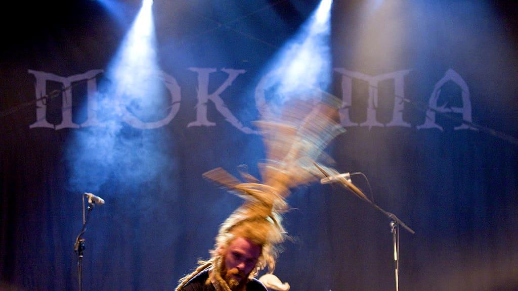 Ilosaarirock 2010 Mokoma