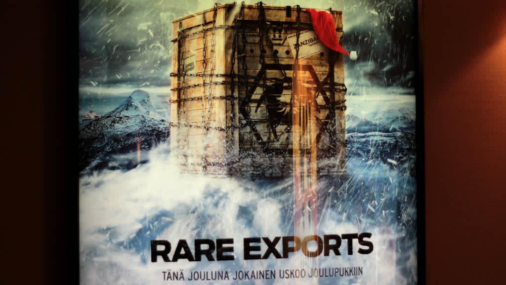 Rare Exports -juliste
