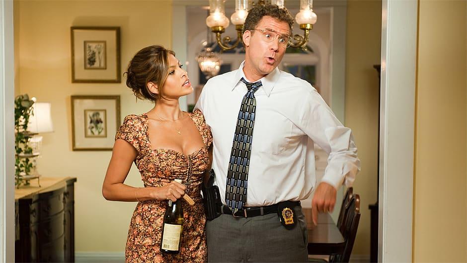 Will Ferrell ja Eva Mendes elokuvassa Katastrofikytät.
