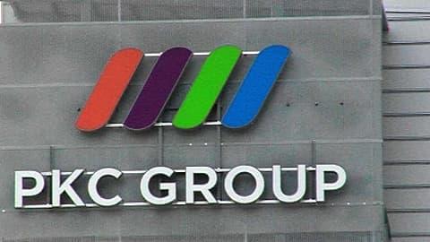 PKC Group-yhtiön toimipisteen julkisivu.