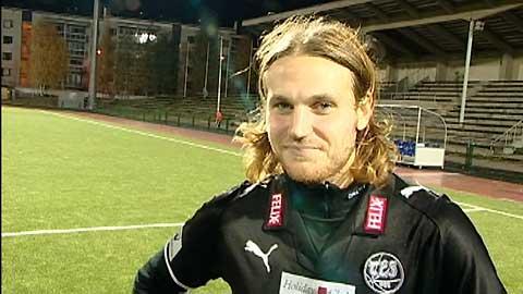 TPS:n Mikko Manninen
