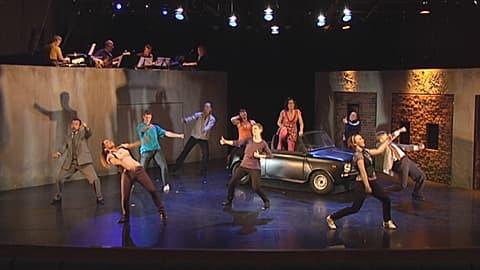 Tanssikohtaus Roadista.