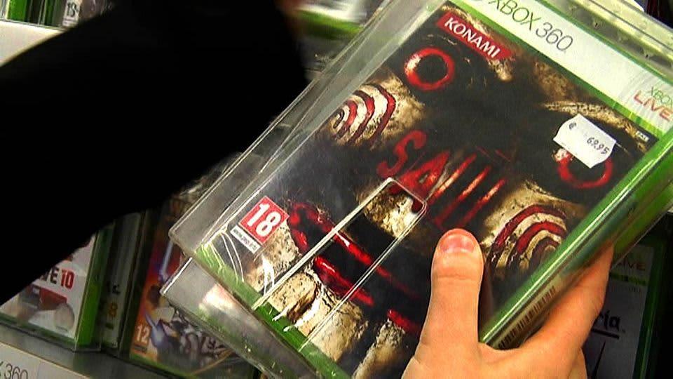 xbox peli, joka on kielletty alle 18-vuotiailta.