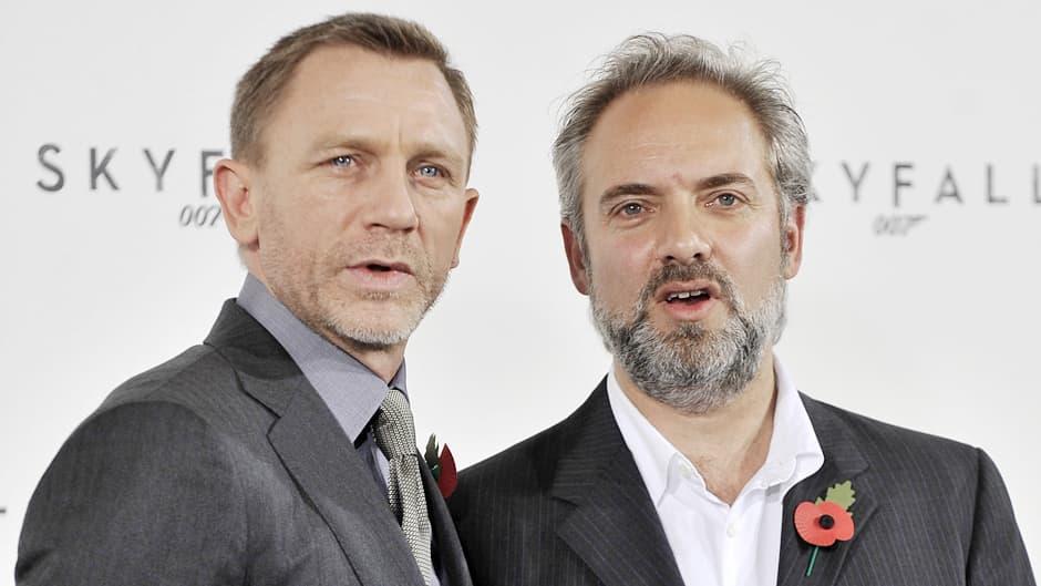 Daniel Craig ja Sam Mendes