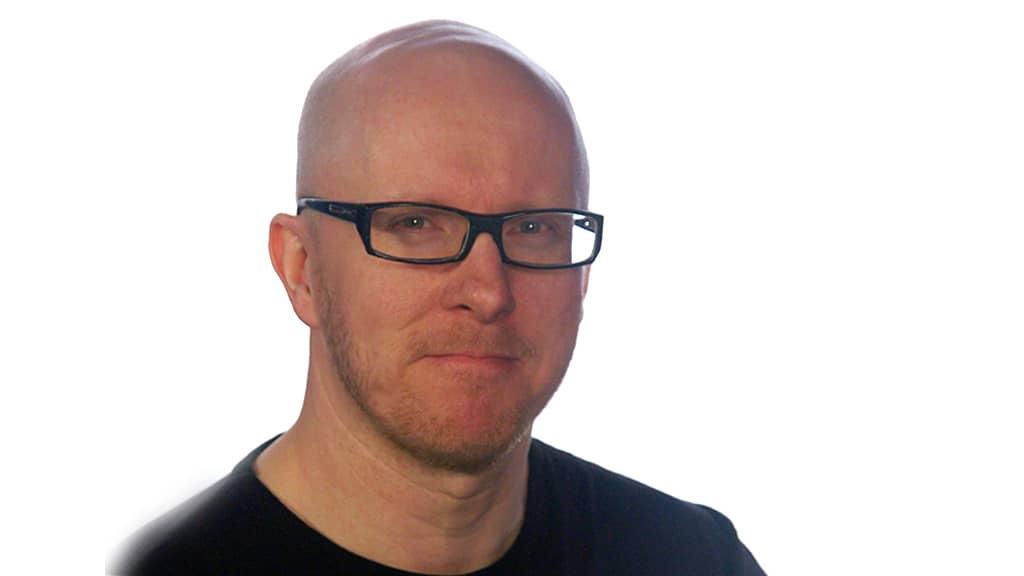 Toimittaja Mikko Maasola