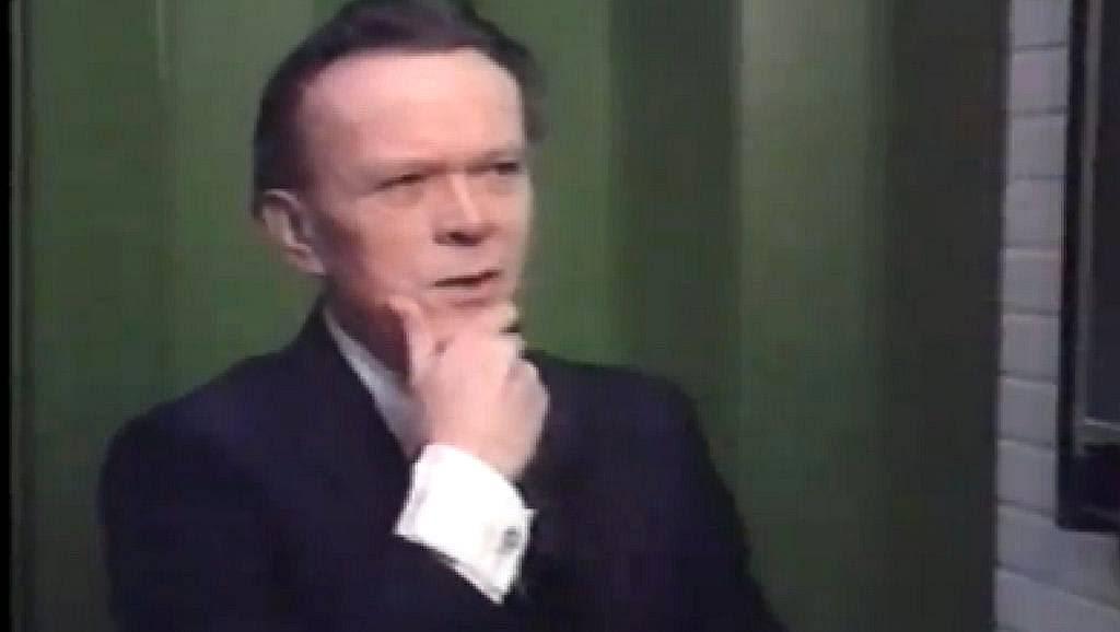 Aapo Heikkilä Kari Mokon haastattelussa tv 2:ssa.