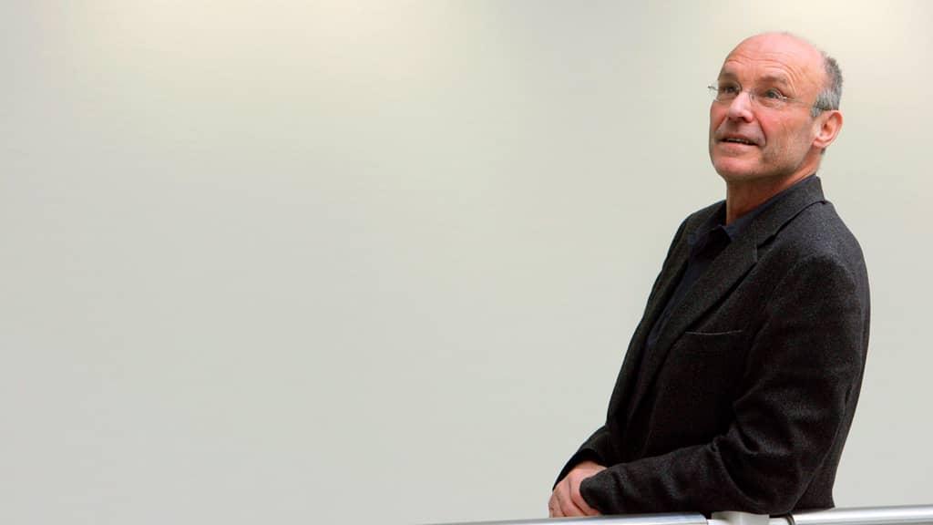 Saksalaistaiteilija Anselm Kiefer.