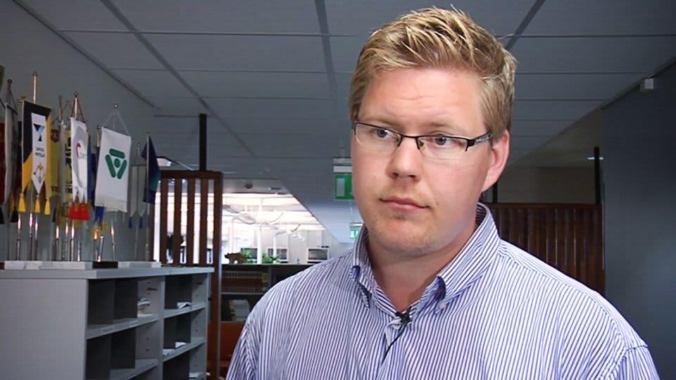 Antti Lindtman.