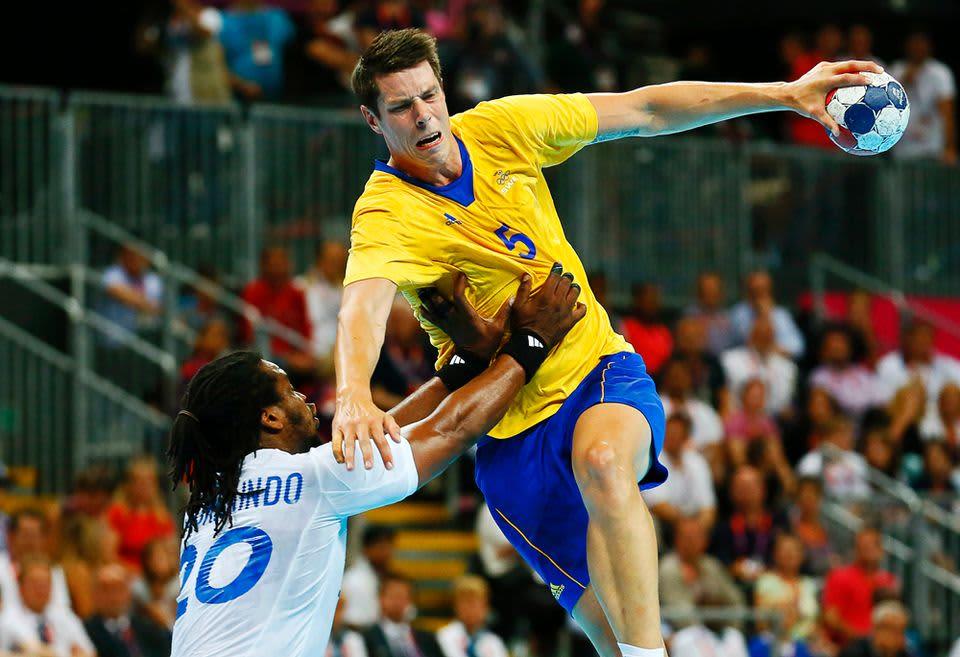 Käsipallo: Ruotsi ja Ranska kuvassa