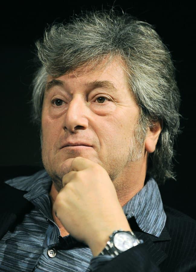 Italialainen muotisuunnittelija Vittorio Missoni marraskuussa 2009.