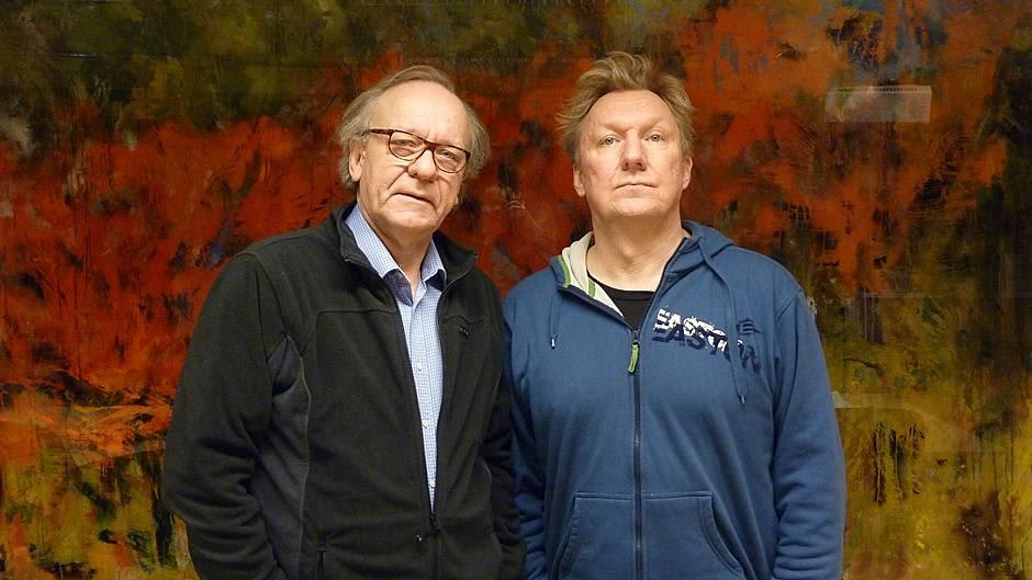 Esko Roine ja Aimo Räsänen