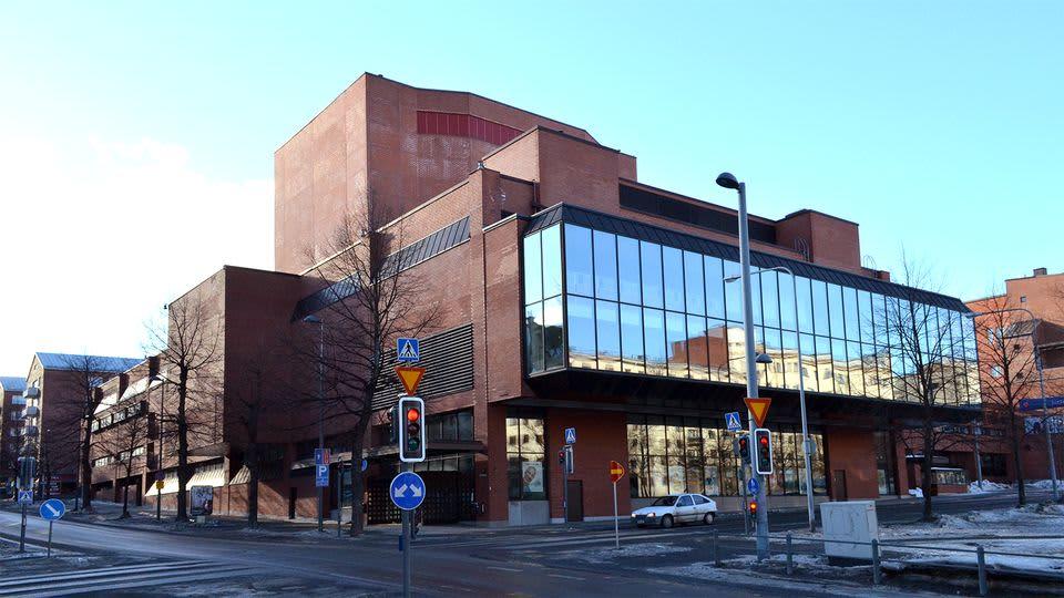 Tampereen Työväen Teatteri.