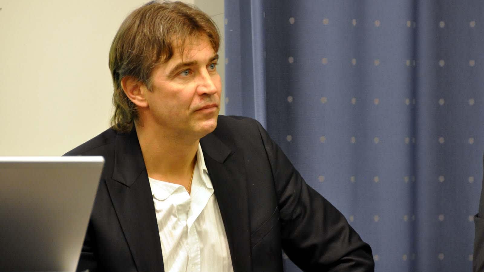 Alexei Eremenko senior.