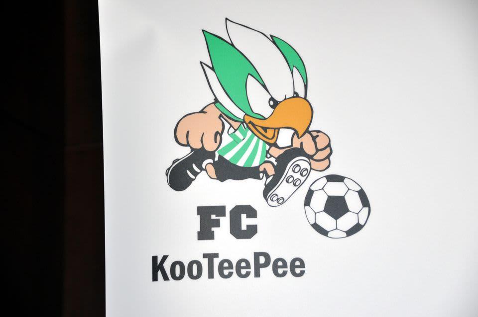 FC KooTeePeen logo.