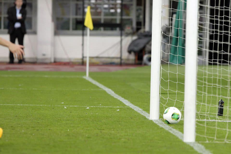 Pallo vierii Valko-Venäjän verkkoon.