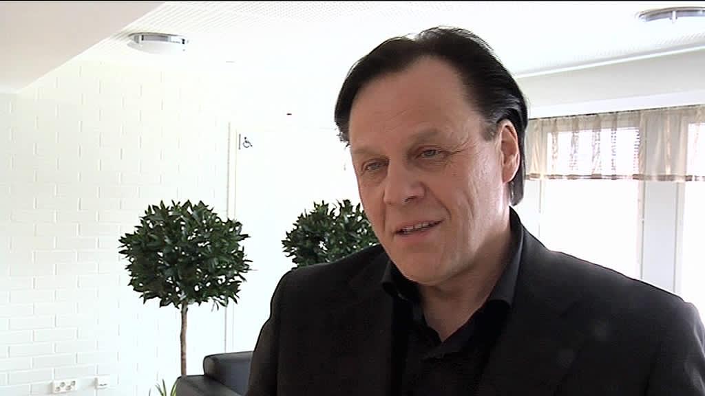Oulun talousjohtaja Jukka Weisell