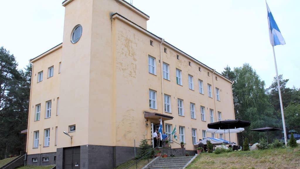 Rukajärvikeskus sijiatsee Timitran Linnassa