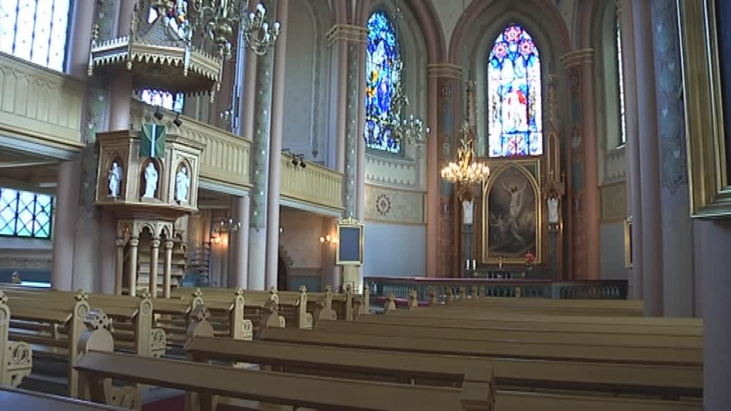 Keski-Porin kirkkoa