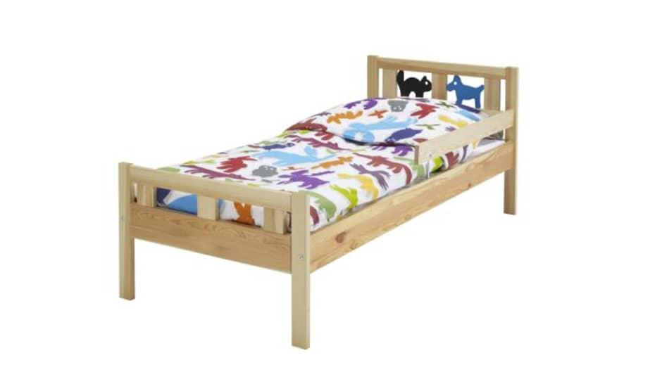 Ikea Kritter -sänky