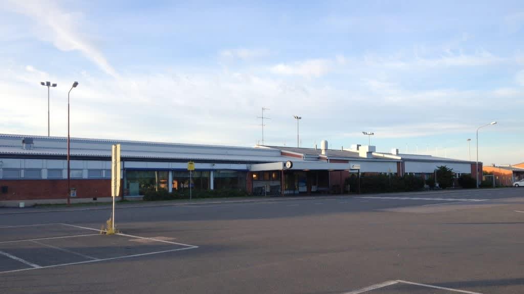 Lappeenrannan lentoasema