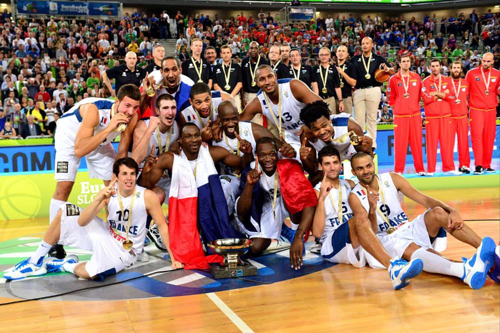 Ranskan EM-kultajoukkue