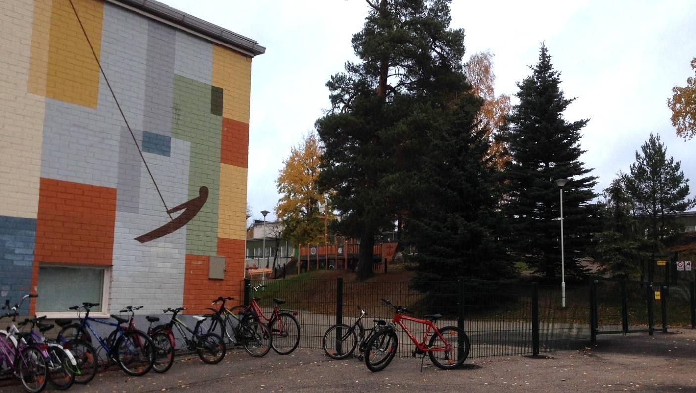 Varhaiskasvatusyksikkö Niemelä-talo Heinolassa