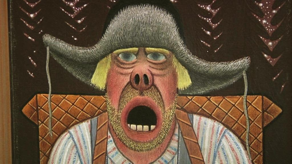 Martti Innasen maalaus