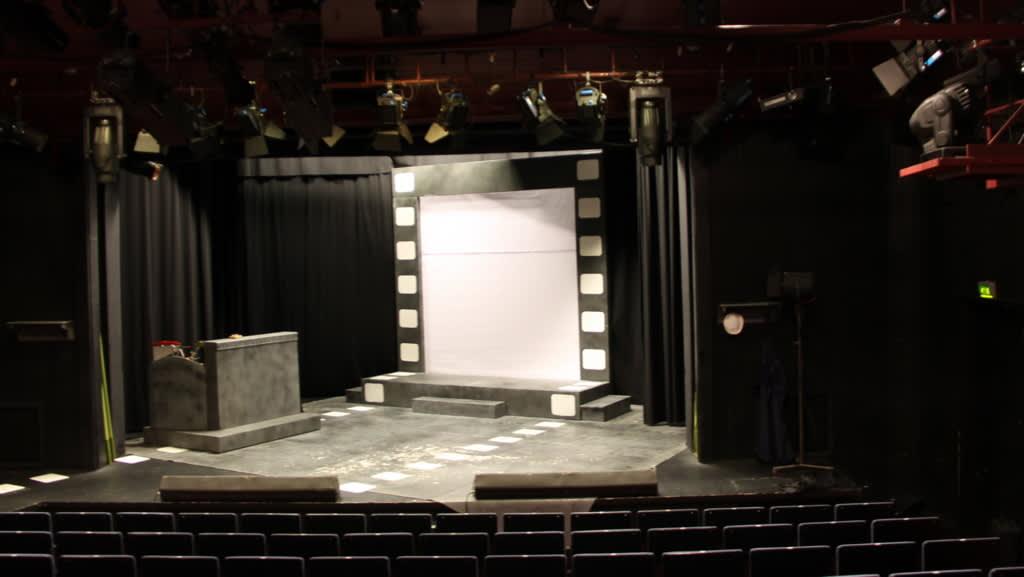 Teatteri Imatran näyttämö.
