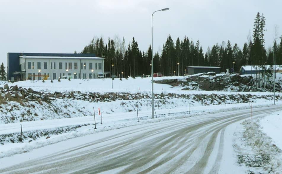 Pieni Neulamäki Kuopiossa