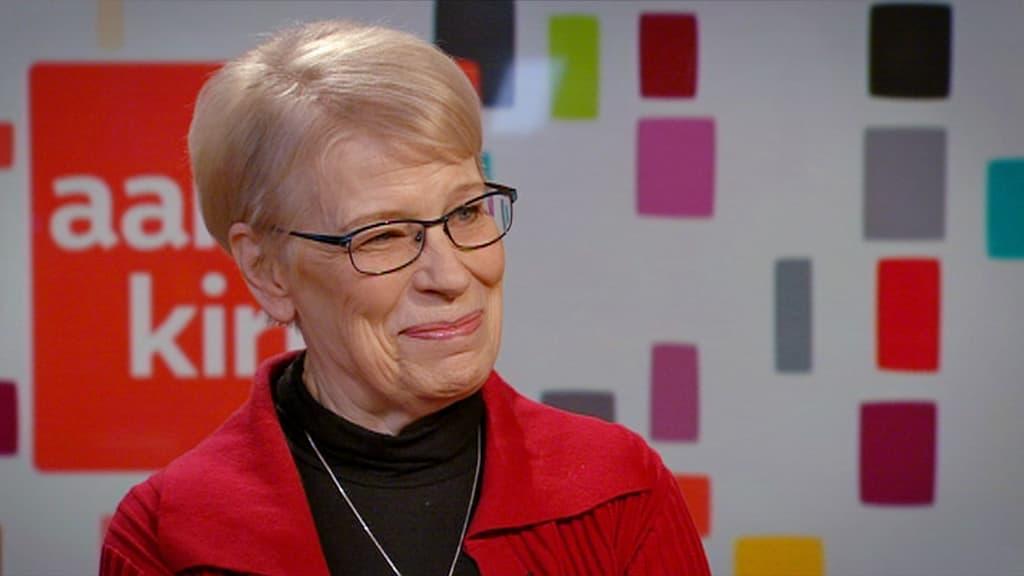 Kirjailija Tuula-Liina Varis.