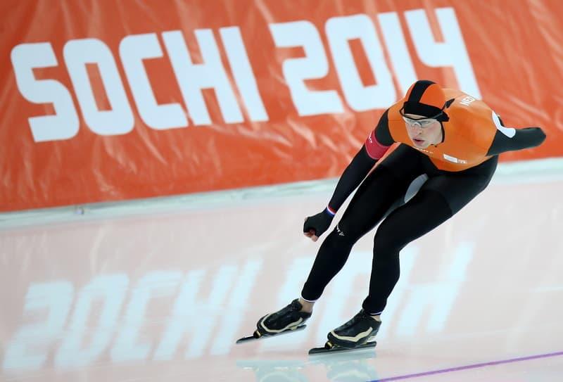 Sven Kramer rikkoi olympiaennätyksen 5 000 pikaluistelussa