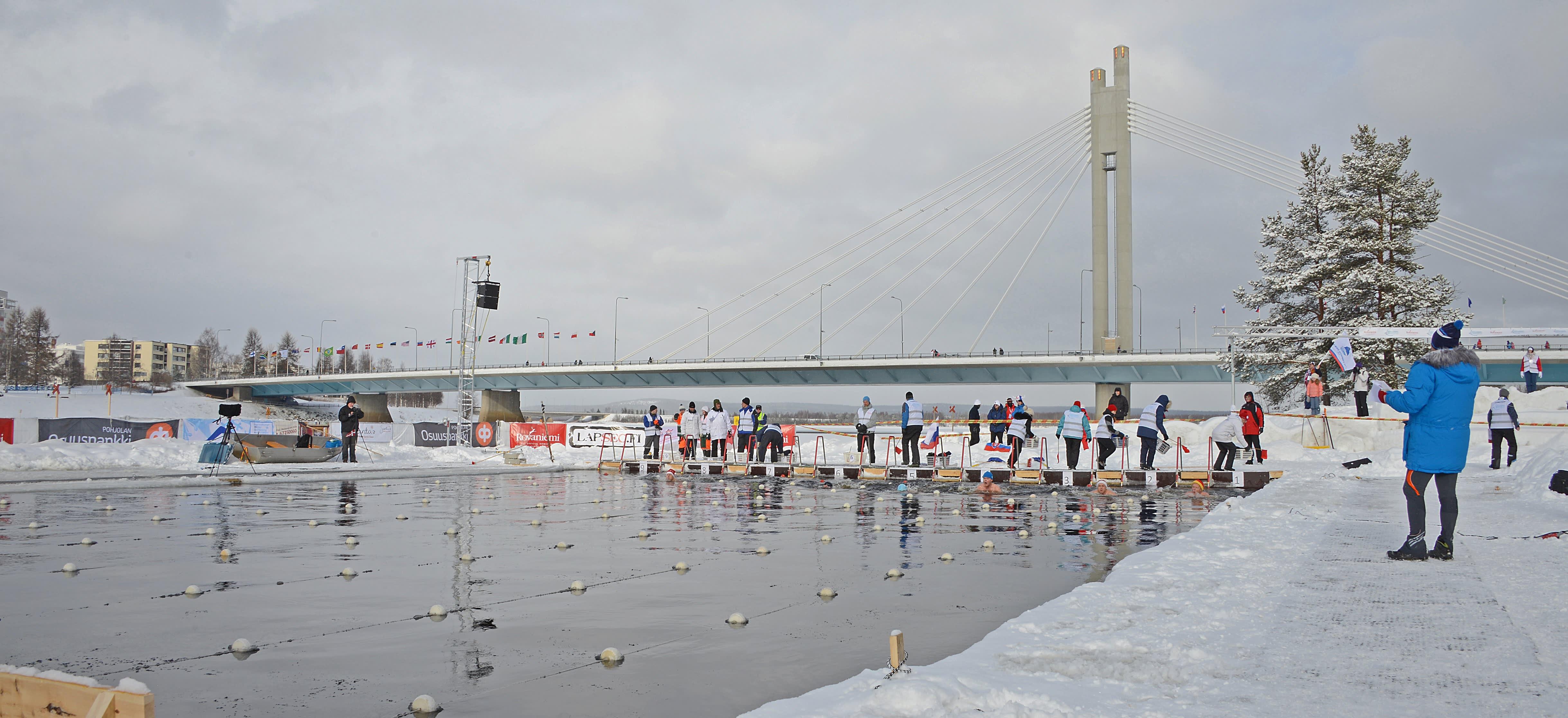 Talviuinnin MM-kisat 2014, Rovaniemi.