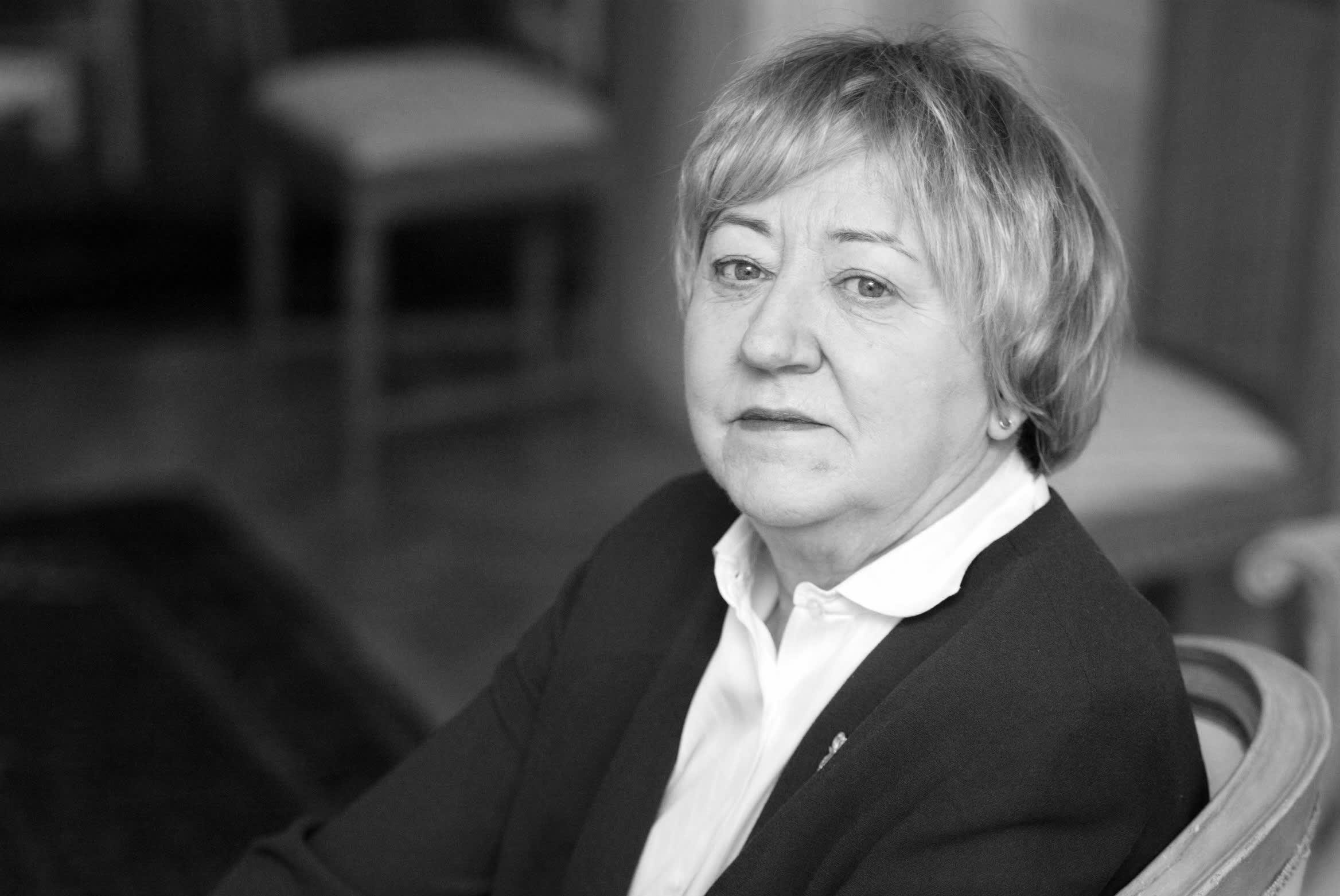 Professori Päivi Setälä valokuvattuna vuonna 2003.