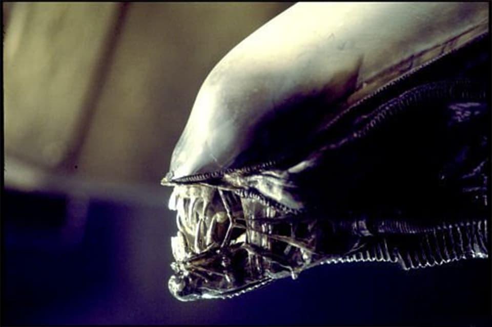 Kuva Alien-elokuvasta.