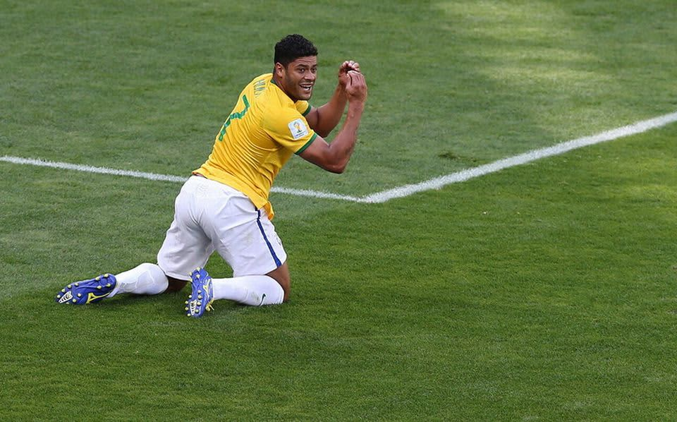 Brasilian Hulk 2014