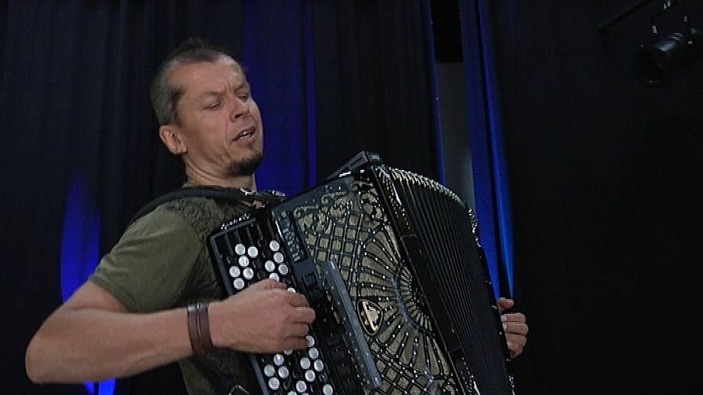 Muusikko Kimmo Pohjonen