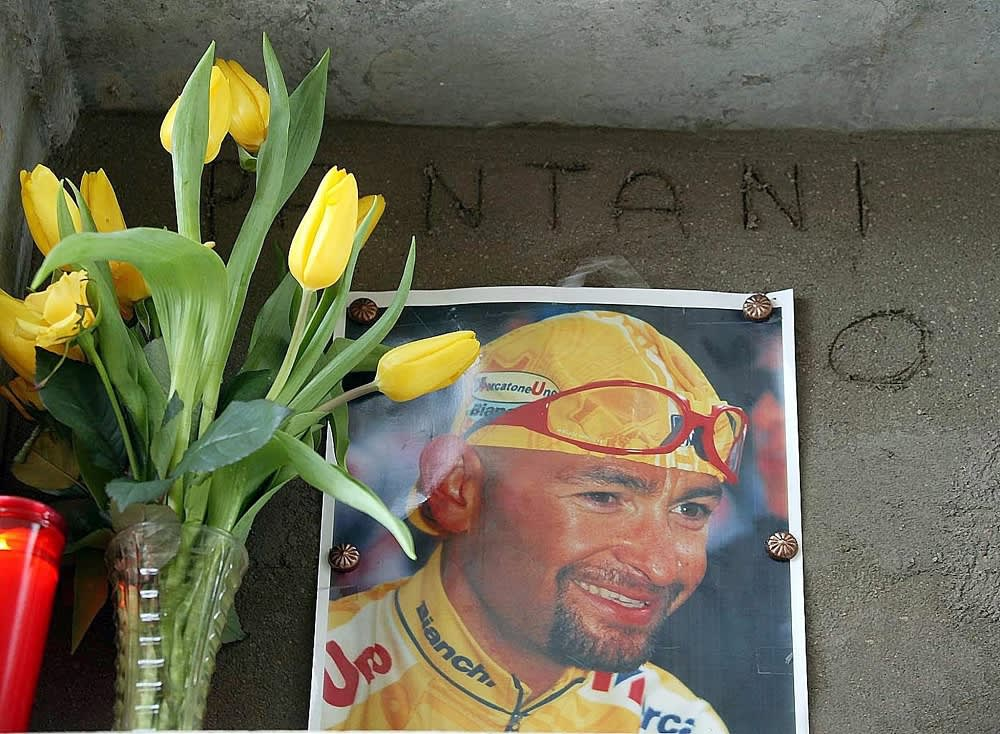 Marco Pantinini hauta