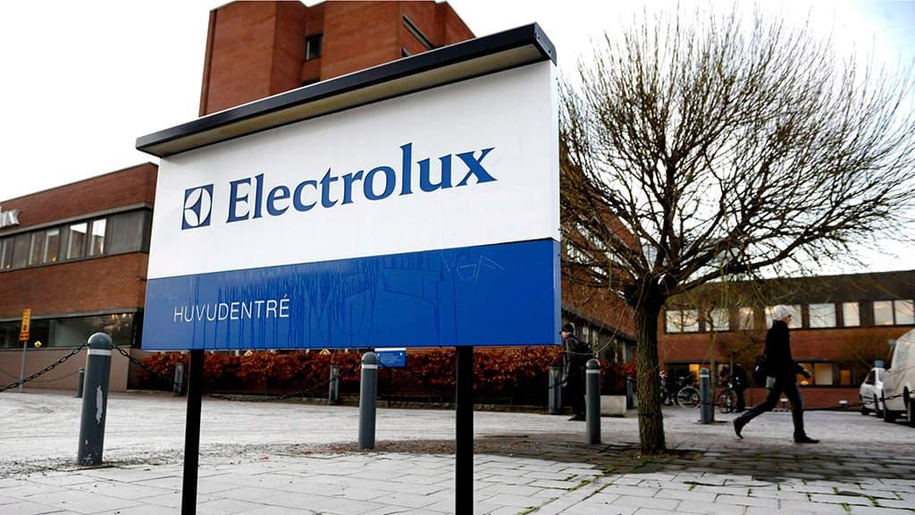 Electroluxin pääkonttori Tukholmassa.