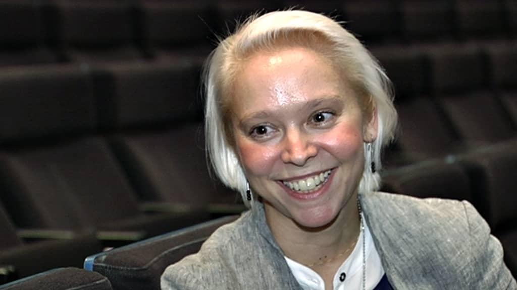Natália Horečná.