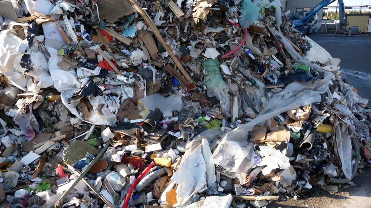 Kaatopaikkajäte; jätettä; kaatopaikka; muovijäte; muoviton syyskuu