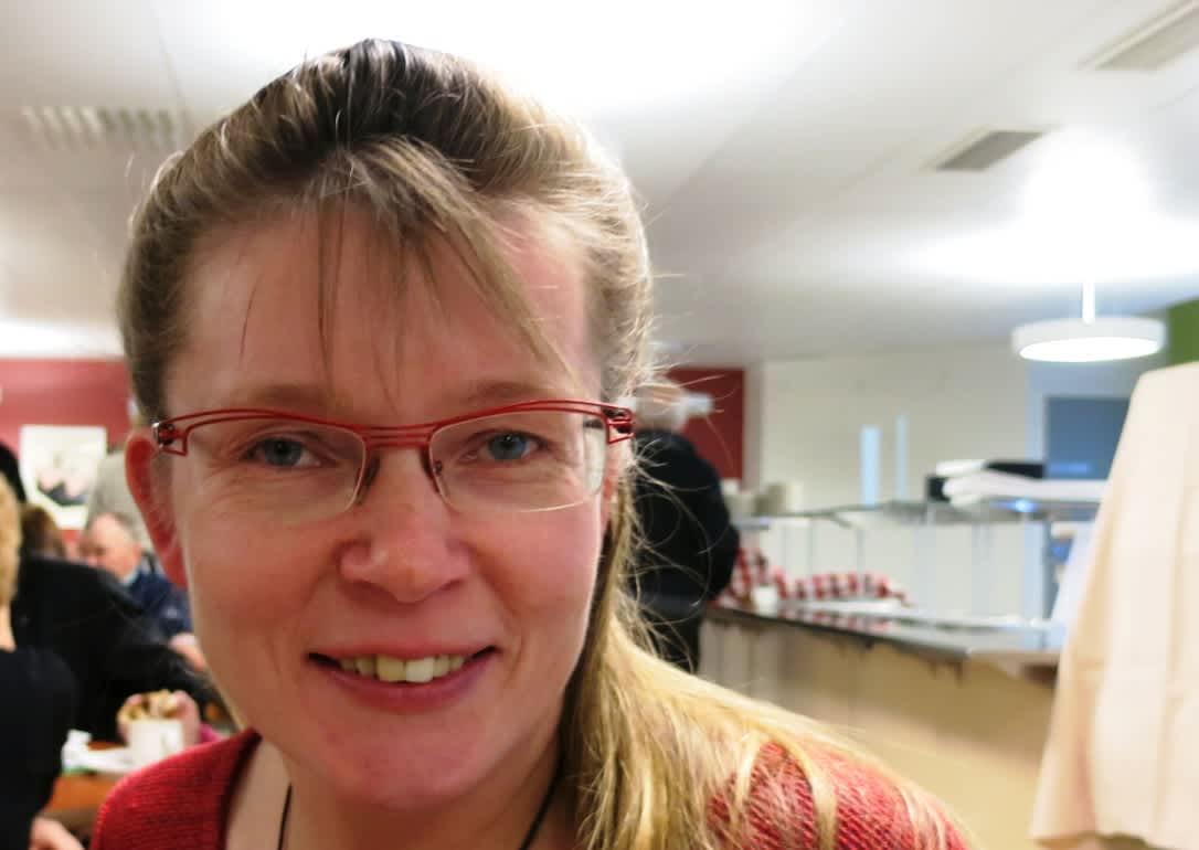 Eeva-Maria Maijala kansanedustaja keskusta