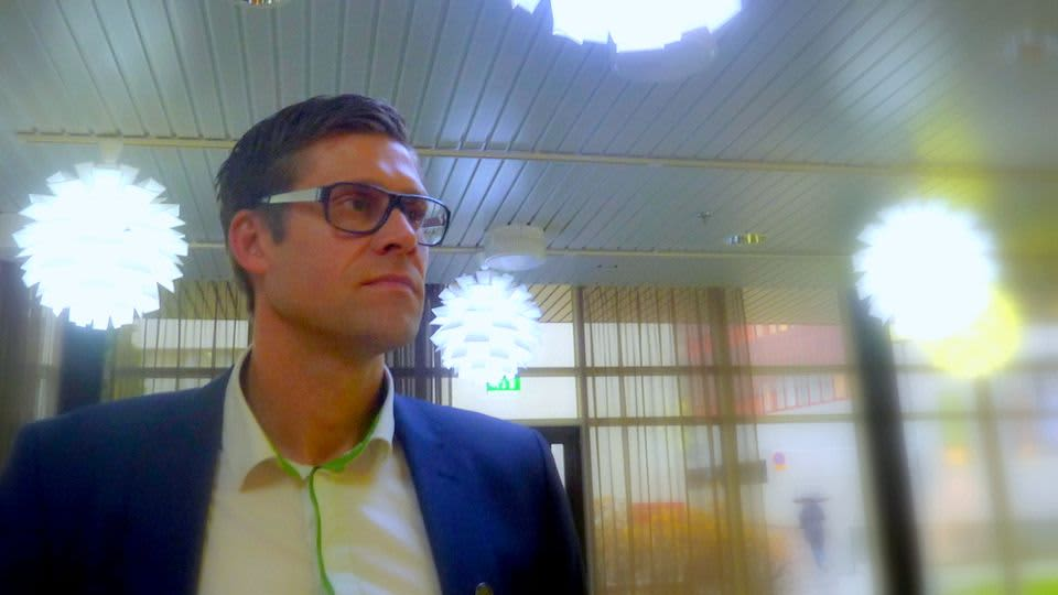 FC TPS:n toimitusjohtaja Juha Reini