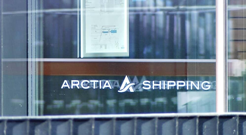 Arctia Shipping pääkonttori.