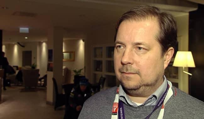 Hiihtoliiton puheenjohtaja Jukka-Pekka Vuori